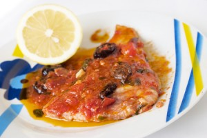 © Hermes-sicily | Dreamstime.com - Sicilian Stuffed Swordfish Photo