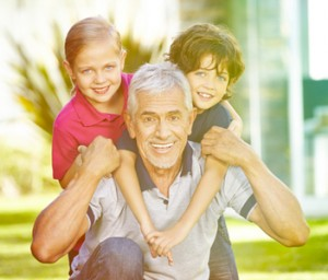 © Stylephotographs | Dreamstime.com - Happy Grandfather Photo